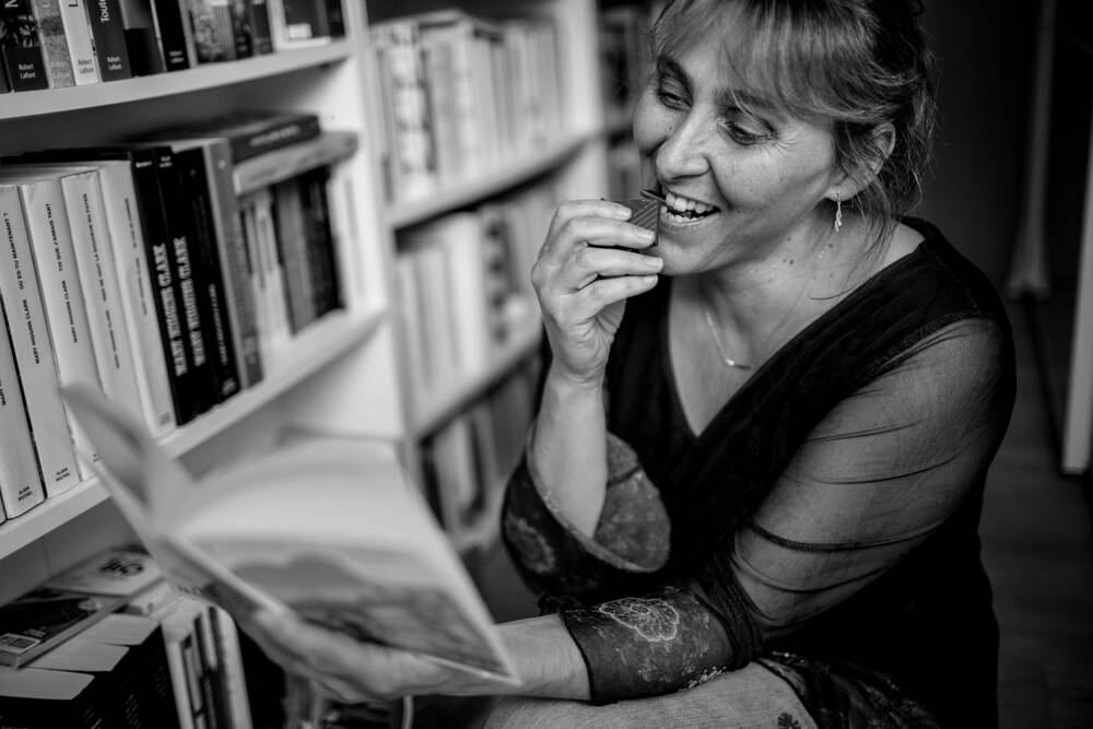 Entrevue avec  Nathalie Masson Prof' de français et maman